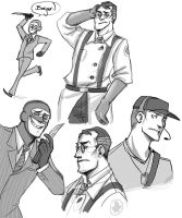 tf2- old sketches by zerostop