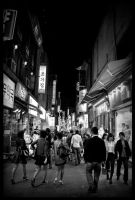 Seoul Street by blackwoodii