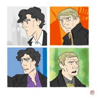 A Study in Sherlock by IncenteFalconer