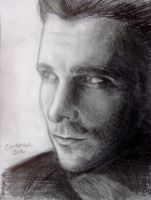 Christian Bale by drEminens