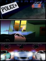 Street Racer Game Comics (p.2) by AngelInWutherland
