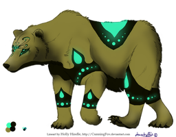 Hatched Egg For Arctosanima-Redesigned by Amabyllis