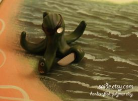 Octopus Pirate Killer Clay by ArtbySaide