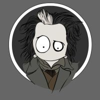 MsGothje as MSweeneyTodd by MsGothje