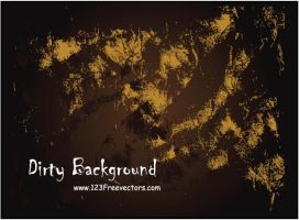 Dirty Vector Background by 123freevectors