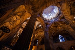 Barcelona Cathedral II by KYAV