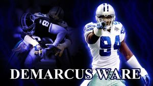 DeMarcus Ware Wallpaper by jason284