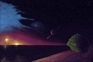 Silent Planet by RobertCopu