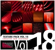 Texture Pack vol.18 Creative Red Textures by adriano-designs