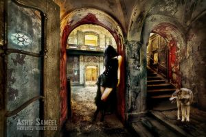 Ghost House by sameelmk