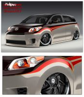 scion xd by SurfaceNick