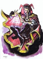 Dr Strange by stokesbook
