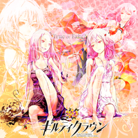 Guilty Crown - Inori and Mana by Inra98