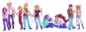LURID TEAM by Lilami