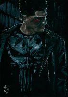 Punisher by kleopetra007