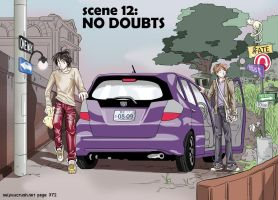 Seiyuu CRUSH! ~ Scene12: No Doubts by sore-zore