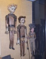 French Marionettes Stock by ValerianaSTOCK