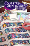 Hearts and Strings - Equestria Girls Preview Cover by Lionel23