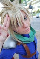 Cloud Strife - yo by Maryru