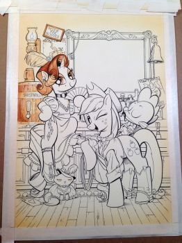 mlp ff 8 part 3 by andypriceart