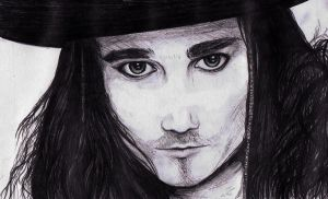 Tuomas Holopainen by LacernellaRubra