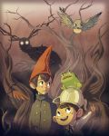 Over the garden wall by plUUlp