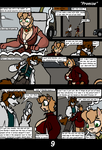 The Cats' 9 Lives! p9 by TheCiemgeCorner