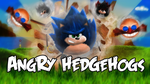 Angry Hedgehogs by darkfailure