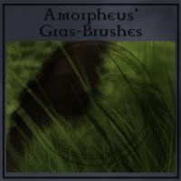 Amorpheus-Gras-Brushes by AmorpheusArt