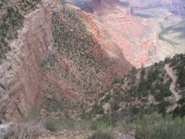 Grand Canyon- Afternoon by GarnetWings