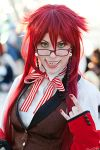 Grell Sutcliff Portrait by MaslowskiPhotograph