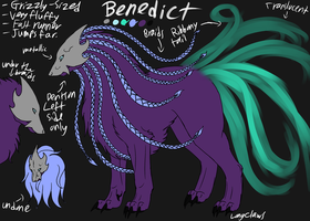 Benedict Reference by MagicallyCapricious