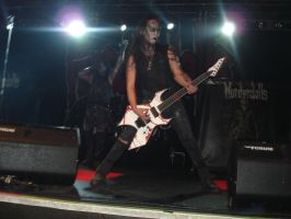 Murderdolls London 2011 by Aerithflowergirl5678