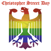Christopher street day by nadamas
