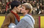 Merthur in the Jousting Ring 2 by EmrysDragonlord