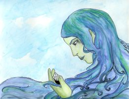 The Sea - redux by Charis