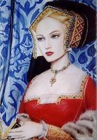 Tudor Lady by dashinvaine