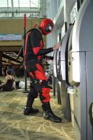 Deadpool wants his money by Roxxi980