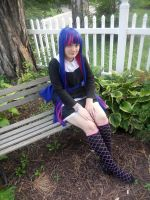 Stocking WIP 4 by dawnleapord