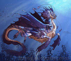 Sea Prince by IzaPug