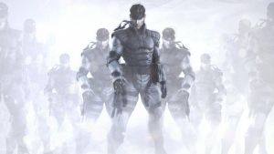 Metal Gear Solid - Solid Snake Wallpaper by DaRkLmX