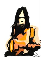 Neil Young by BLB55