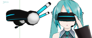 MMd- Visor V.2 -DOWNLOAD by MMDFakewings18