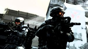 Helghast Soldiers by Terminate421