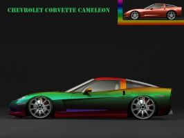 Chevrolet Corvette Cameleon by Ricardo88