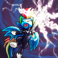 ZAP! by KP-ShadowSquirrel