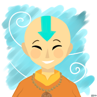 thank you for everything, aang! by kita-ki