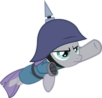 Maud Pie Flying by Spyro4287
