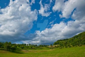 Heaven and Earth by ErwinStreit