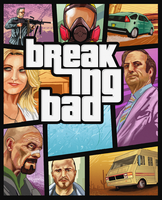 Breaking Bad: GTA by MessyPandas